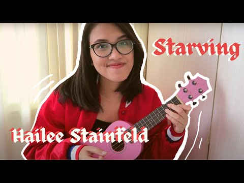 how to play starving on the ukulele