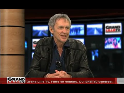 Jean-Patrick Capdevielle – Interview Grand Lille TV – 09/11/2015