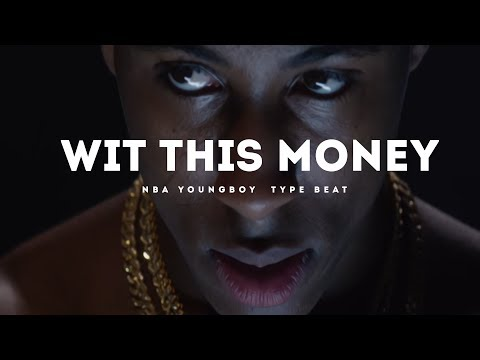 Wit This Money(Nba Youngboy x Moneybagg Yo Type Beat 2017)(Prod. By Jay Bunkin & Hsvque)