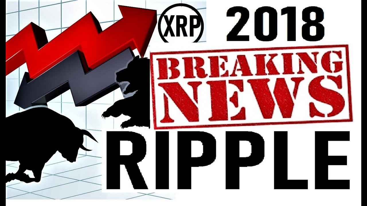 RIPPLE (XRP) BREAKING NEWS: Today & Bright Future - YouTube