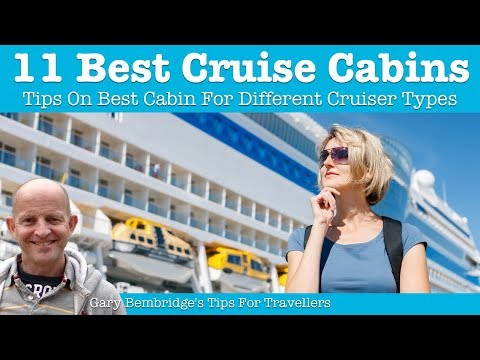 Best Cruise Ship Cabins For 11 Different Traveller Types