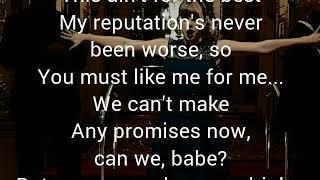 Video Taylor Swift-Delicate-Lyrics download MP3, 3GP, MP4, WEBM, AVI, FLV Agustus 2018