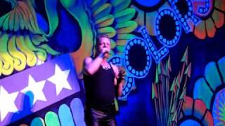Andy Bell of Erasure Caught In A Spin Live in Phoenix AZ, True Colors 2008
