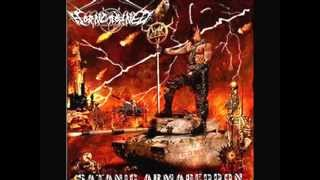 horncrowned - Satanic Armageddon full album (2006)