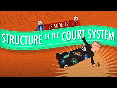 Structure of the Court System: Crash Course Government and P