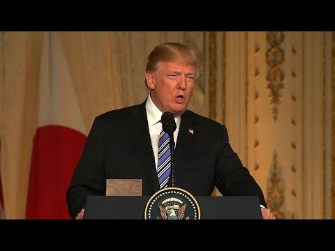 Trump: US Fighting To Free Americans in NKorea