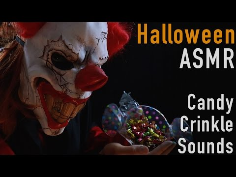 ASMR Candy Clown | Kidnapping Roleplay | Halloween 2016