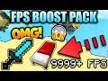 Bedwars FPS Boost PvP Texture Pack No Lag Smooth Resource Pack 1.8 1.9 1.10 1.11 1.12 1.13