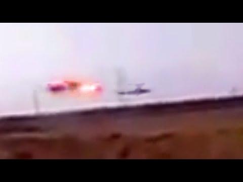 агрессивный Азербайджан сбивает Безоружный Армянский Вертолет
