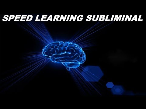 Speed Learning Subliminal (Audio + Visual)