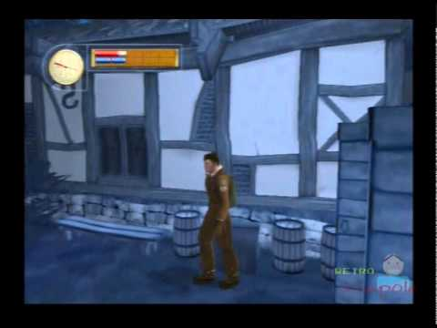 Pilot Down: Behind Enemy Lines PS2 Gameplay (Oxygen Interactive) Playstation 2