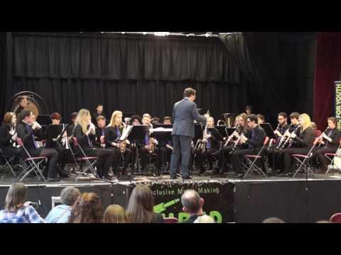 St. John Fisher Catholic High School, Harrogate Band - Vesuvius