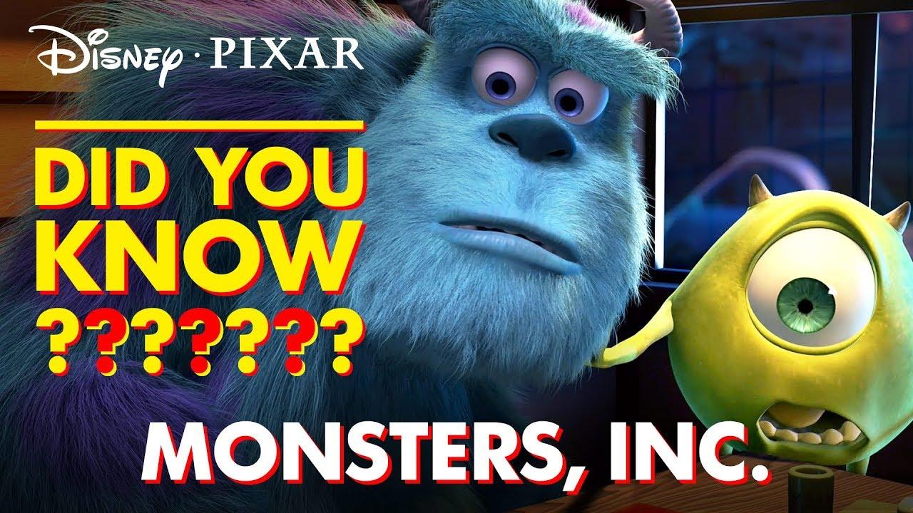 Tolle Pixar Malvorlagen Monster Inc Ideen - Beispiel Business ...