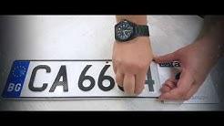 Тунинг символи за регистрационен номер / BGtabeli.com