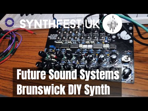 Synthfest 2018 - Future Sound Systems Brunswick DIY Synth