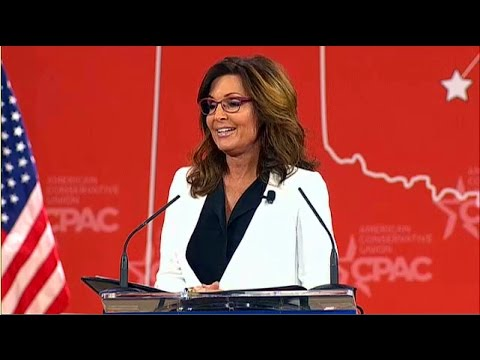 Vets Ordinary Americans Doing the Extraordinary - Sarah Palin, CPAC