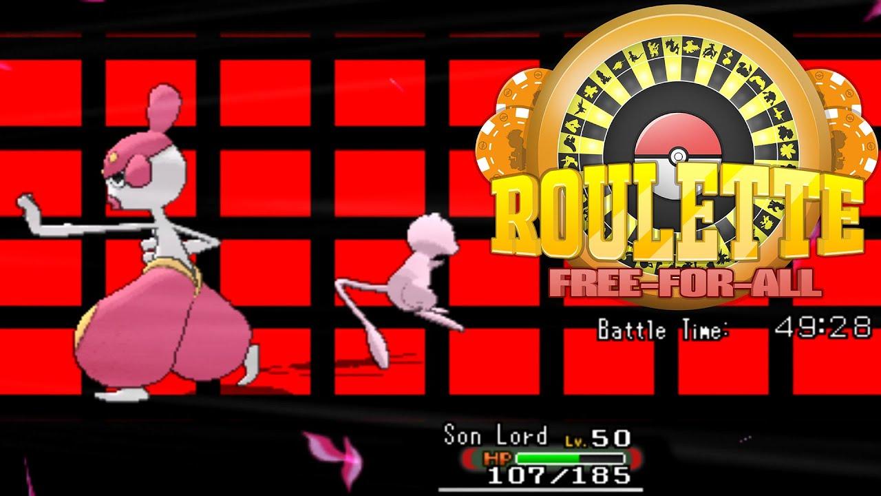 Pokemon roulette