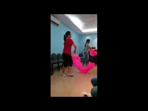 Worship Dance -  Anak Domba Allah -  Sari Simorangkir