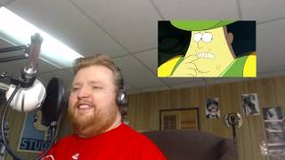 """Gravity Falls, S01,E14 """"Bottomless Pit!"""" (Blind) Commentary/Reaction)"""