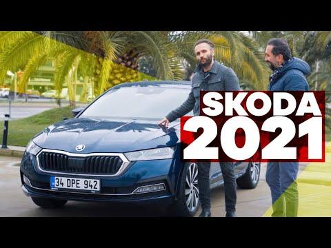 Yeni Skoda Octavia 2021 | Sınıfının en iyisi o mu? - YouTube
