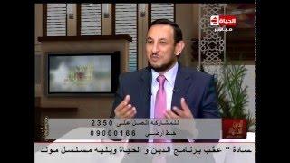 الشيخ رمضان عبد المعز: هذا ما قاله رسول الله في الايام شديدة الحرارة