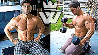 ABS BACK SHOULDERS CHEST ARMS WORKOUT (Limited equipment)