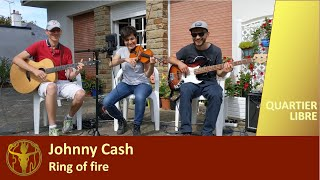 Ring of Fire (Johnny Cash Cover)