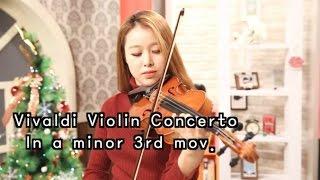 Vivaldi violin Concerto in a minor 3rd mov._Suzuki violin Vol.4