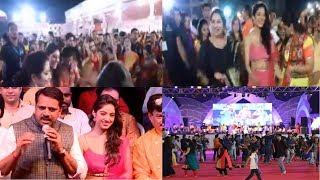 Deepika Singh at Lotus Navratri Utsav 2018 Mira Bhayandar Narendra Mehta
