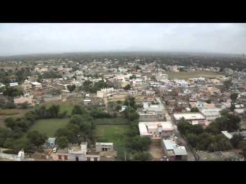 On Ganesh Dungari In Kuchaman City , Rajsthan State , India