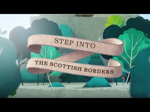 Step into the Scottish Borders