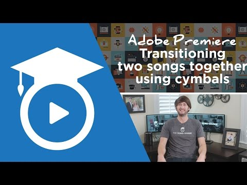 Sound Editing in Premiere - 🎧 Transitioning Two Songs 🎼 Together Using Cymbals - Free Download