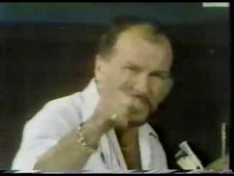 Dutch Savage calls Buddy Rose a Fag!!