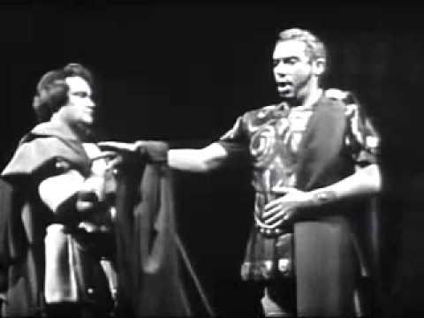 Mario Del Monaco   Norma   act I aria   1967