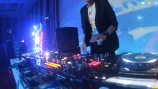 DJ SKY feat Rizky The Titans - All Of Me Live PA ( Remix)