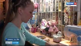 В чём популярность кукол в стиле тильда?