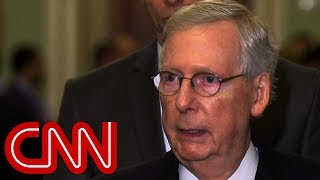 McConnell: Kavanaugh accuser has option for private hearing