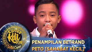 Download lagu Terkeren Penilan Betrand Peto WildCard KDI