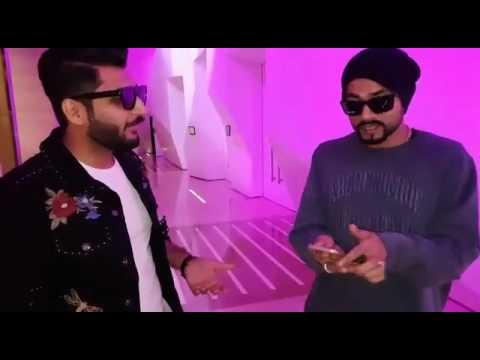 Bohemia and Bilal Saeed about NO MAKEUP...