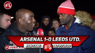 Arsenal 1-0 Leeds United | We Must Take The FA Cup Seriously!