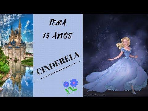 DICAS PARA SUA FESTA DE 15 ANOS I TEMA CINDERELA #2