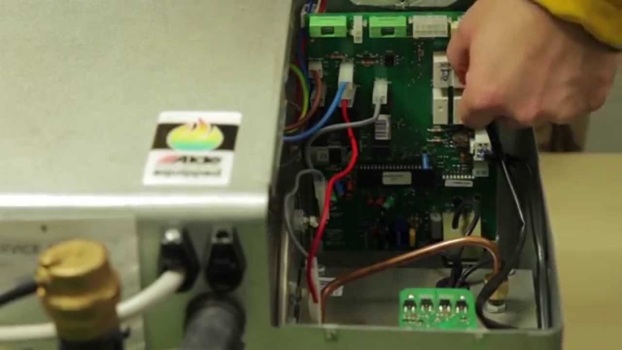 How to replace the PCB  Alde 3010 EU Spec  YouTube