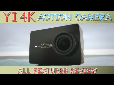 Yi 4K Action Camera Review +Tons of Location Footage - YouTube
