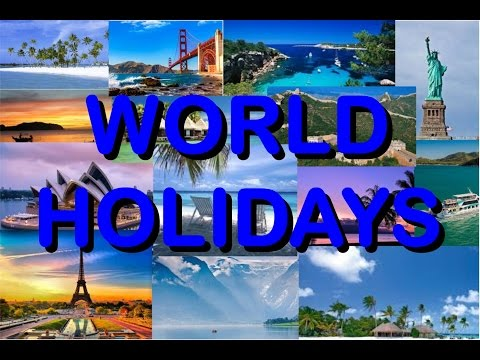 World Holidays Vacations Travel Trips – World Holiday Travel Ventures