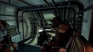 Fallout 3 - Broken Steel Good ending.