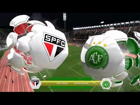 Chapecoense FC Vs São Paulo- A Tribute Match