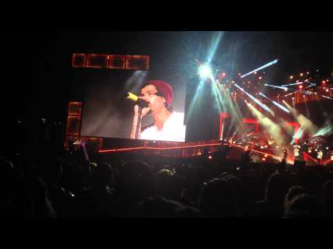 Right Now - One Direction WWA Tampa 10/3/14