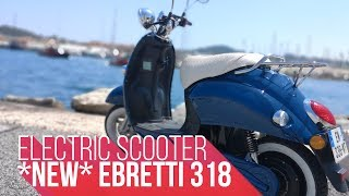 Electric Scooter | Ebretti 318