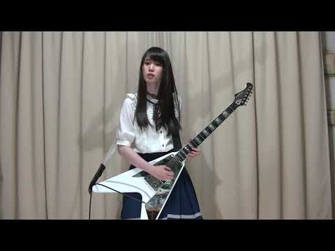 Dan Joyce - Young Girl Shreds Judas Priest Guitar CoverBetween The Hammer & The Anvil