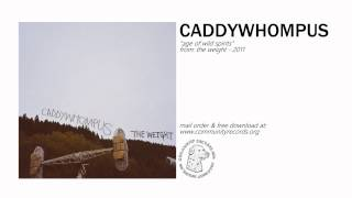 "Caddywhompus - ""Age of Wild Spirits"""